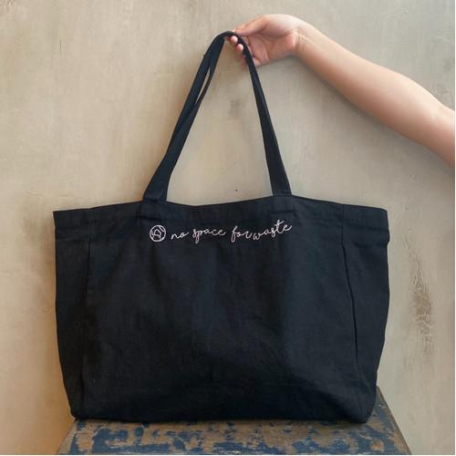 Foto Produk Earth Embroidery Canvas Bag dari Think Thrice