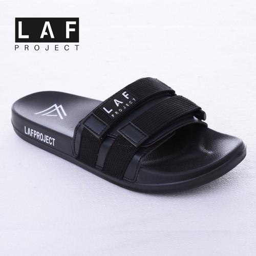 Foto Produk Sandal Pria Slide Sendal Slip on Anti Licin Ringan Gorka LAF Project - 39 dari LAF Project