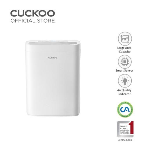 Foto Produk CUCKOO Air Purifier Air G-Eco⁺ Full White (Pemurni Udara) dari CuckooIndonesia
