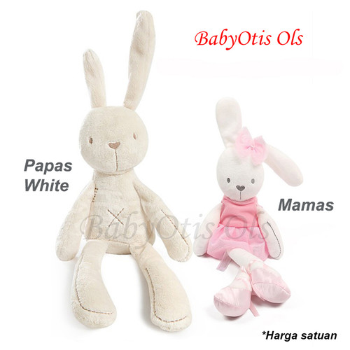 Foto Produk Boneka Kelinci Lucu Ballerina Bunny Mamamiya&Papas bunny mamas&papas - Mamas dari BabyOtis Ols
