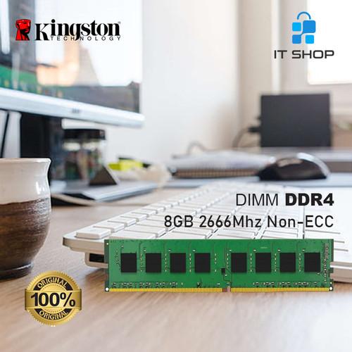 Foto Produk KINGSTON MEMORY MODULE LONG DIMM 8GB DDR4 dari IT-SHOP-ONLINE