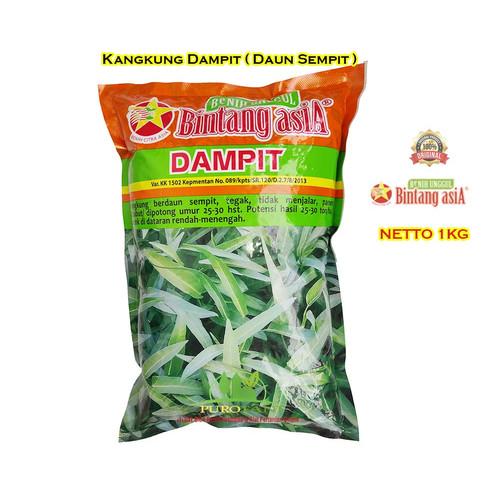 Foto Produk Biji Kangkung Daun Sempit Dampit Bintang Asia 1kg dari Purotani.ID