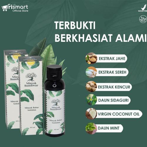 Foto Produk Minyak SW Sumber Waras Bisa Diminum Halal dan Aman untuk Anak dari RISMARTOfficial Store