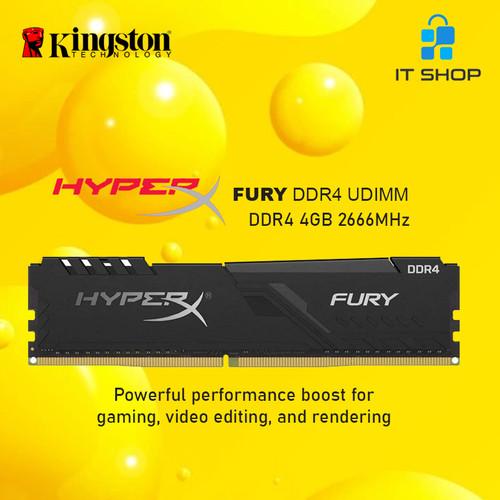 Foto Produk KINGSTON MEMORY LONG DIMM HYPERX FURRY 4GB DDR4 dari IT-SHOP-ONLINE