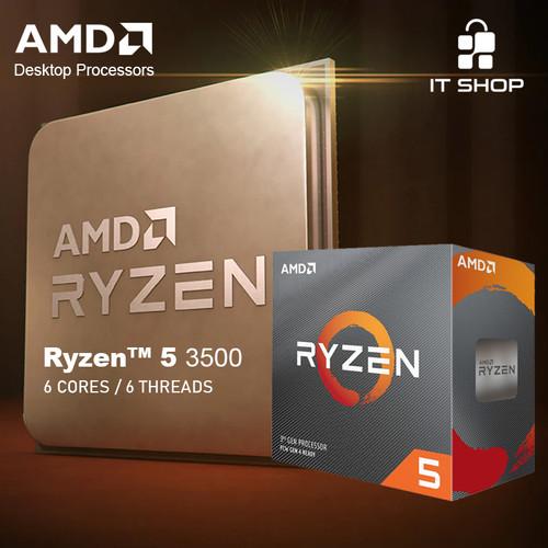 Foto Produk AMD AM4 RYZEN 5 3500 BOX WRAITH COOLER dari IT-SHOP-ONLINE