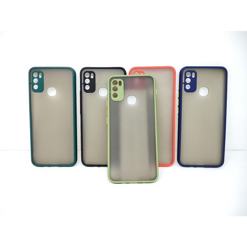 Foto Produk CASE FUZE SLIM MATTE DOFF EVOLUTION INFINIX HOT 9 PLAY TPU EDGES dari KAKA_Shop Official