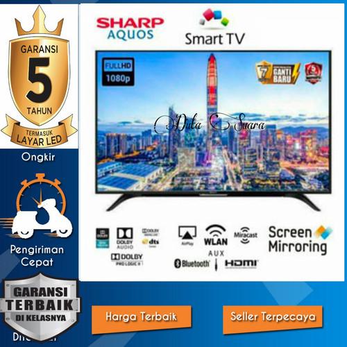 Foto Produk LED TV SHARP 50 Inch 2T-C50AE1i SMART TV Full HD Garansi Resmi 5 Tahun - TANPA BUBBLE dari Duta suara elektronik.