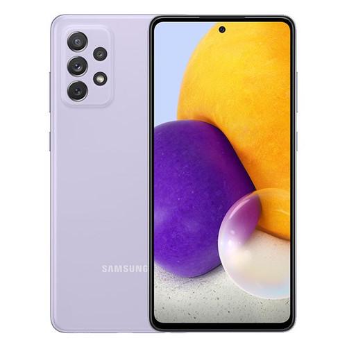 Foto Produk Samsung Galaxy A72 8/128GB - Violet dari Samsung Mobile Indonesia