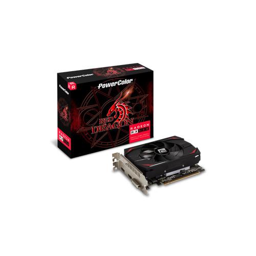 Foto Produk POWERCOLOR RX 550 4GB DDR5 128 BIT GARANSI RESMI dari Yoestore