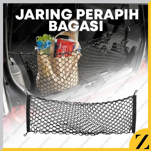 Foto Produk Jaring Bagasi Mobil ( Cargo Net ) Model Double, 2 Lapis I016 dari Zen Car Parts