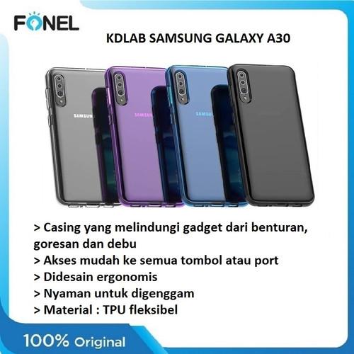 Foto Produk Samsung Araree Jelly Casing for Samsung Galaxy A30 2019 - Transparant dari FONEL