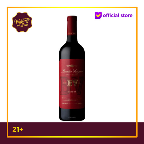 Foto Produk Red Wine BV Merlot Beaulieu Vineyard dari Waroeng Wine GS