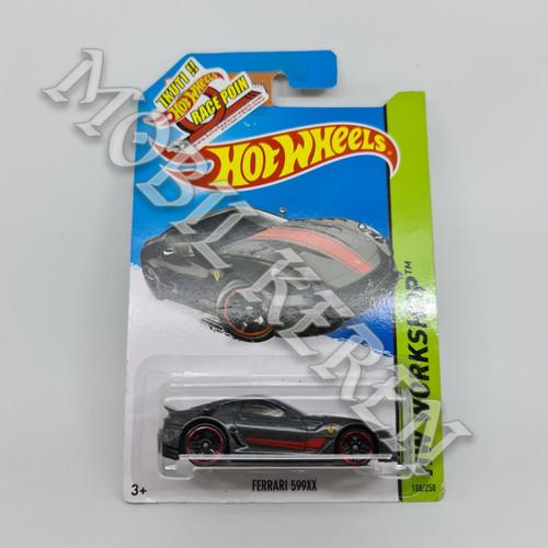 Foto Produk Hot Wheels HW Workshop Ferrari 599XX dari Mobil Keren
