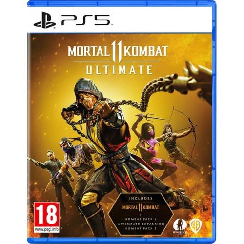 Foto Produk PS5 Mortal Kombat 11 Ultimate / MK 11 Ultimate - Region 2 dari Suyanto//Liberty Game