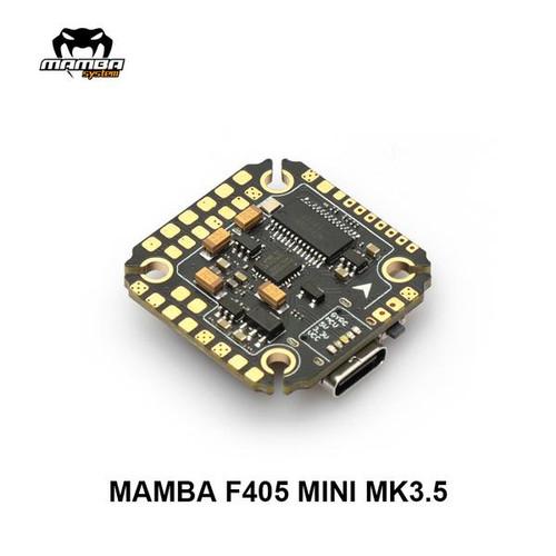 Foto Produk DIATONE Mamba FC F405 Mini MK3.5 20x20 Flight Controller dari DooFPV