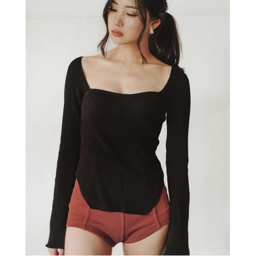Foto Produk ANAIN - Cassia Top - Black dari ANAIN Official