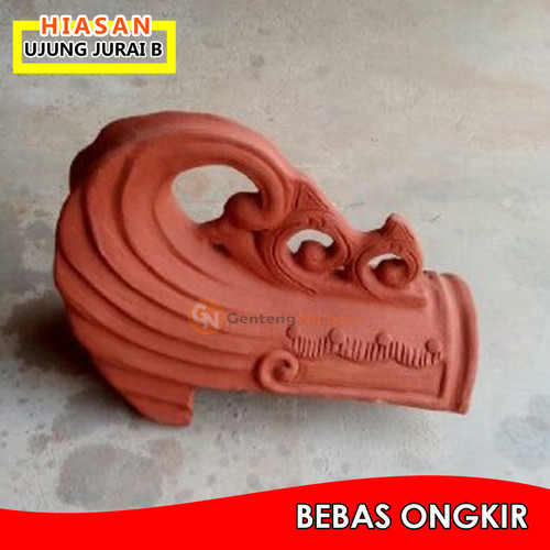 Foto Produk Accessories Wuwungan Genteng - Ujung Jurai B dari Toko Genteng Nglayur