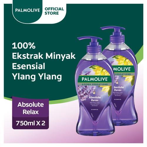 Foto Produk Palmolive Aroma Theraphy Absolute Relax 750ml - Twinpack dari Colgate Palmolive
