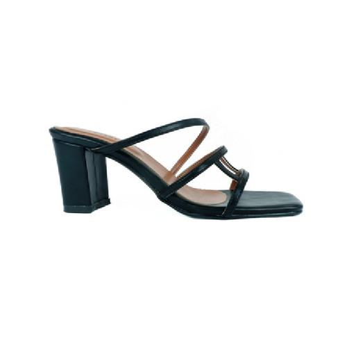 Foto Produk Heels Wanita Zoe Heels Black - 35 dari Nakedsol