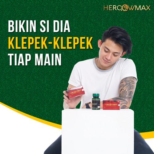 Foto Produk Obat Herbal PATEN Penambah Stamina Pria Kuat Tahan Lama HERQOWMAX dari REDMITRA INDONESIA