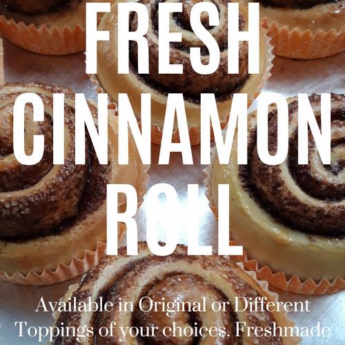 Foto Produk Cinnamon Rolls dari Rajo Gourmet