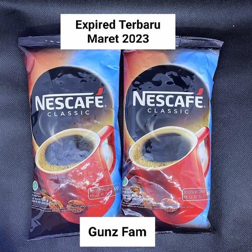 Foto Produk Nescafe Classic Vending 120gr by Nestle Professional PROMO ! dari Gunz Fam