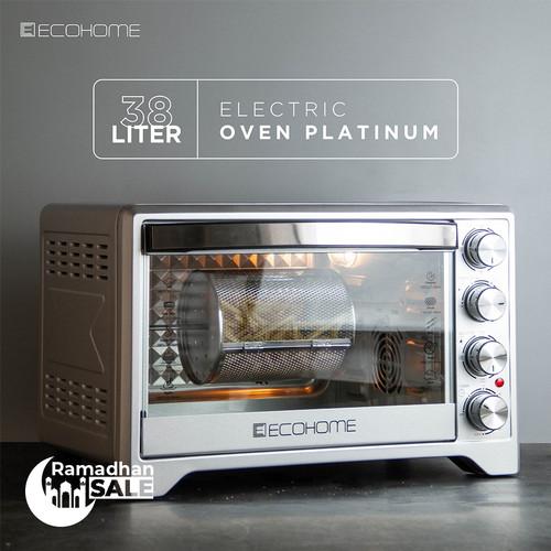 Foto Produk ECOHOME ELECTRIC OVEN PLATINUM EOP-888 dari Ecohomeindonesia