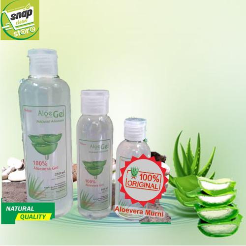 Foto Produk Aloe Vera Cair / Cairan Lidah Buaya 250 ml dari Snapclean Store