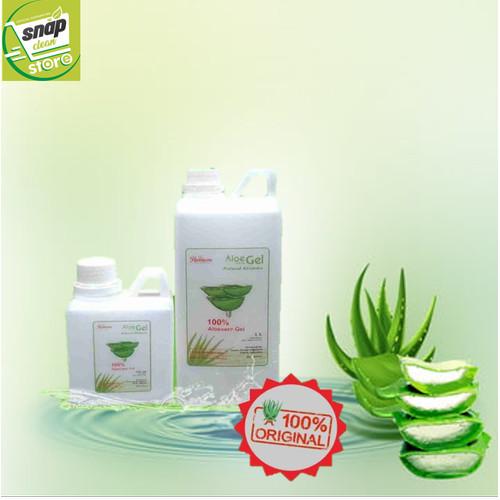 Foto Produk Aloe Vera Cair / Cairan Lidah Buaya 500 ml dari Snapclean Store