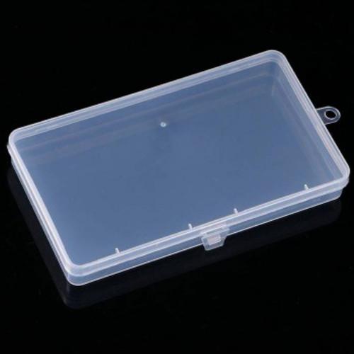 Foto Produk Kotak Masker Plastik / Case Masker / Tempat Masker / Mask Storage Box - Transparan dari Pynibeautyshop