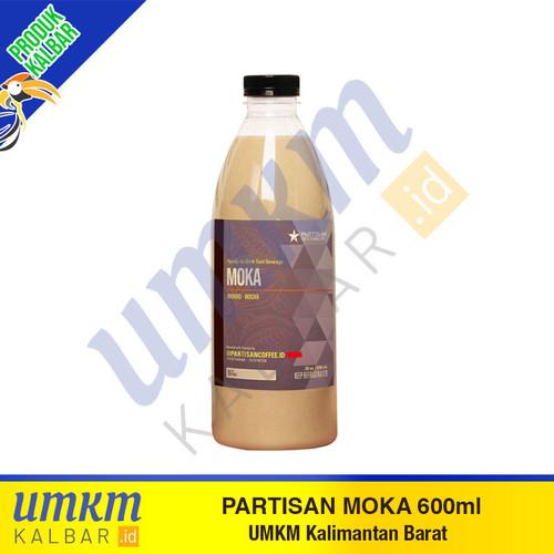 Foto Produk Partisan Moka 600ml dari umkmkalbar.id