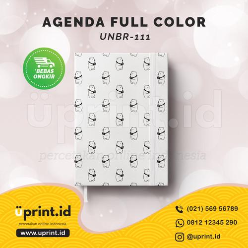 Foto Produk Agenda A5 Hardcover/ Notebook / Buku Catatan - UNBR111 dari Uprint.id