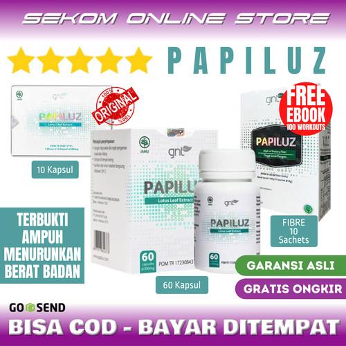 Foto Produk PAPILUZ Slimming Herbal Suplemen Pemangkas Kalori Original dari SEKOM ONLINE STORE