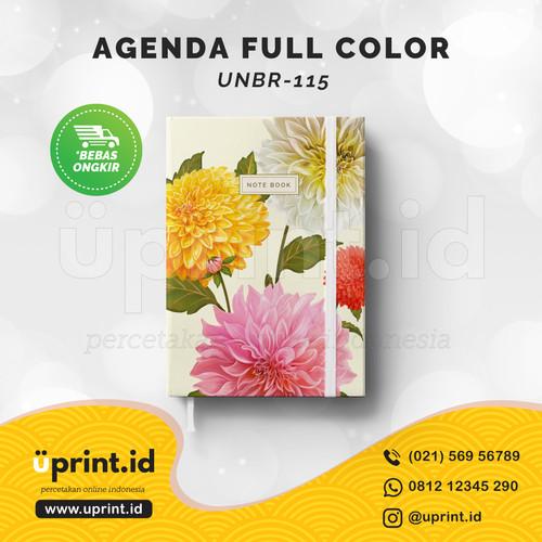 Foto Produk Agenda A5 Hardcover/ Notebooks / Buku Catatan - UNBR115 dari Uprint.id