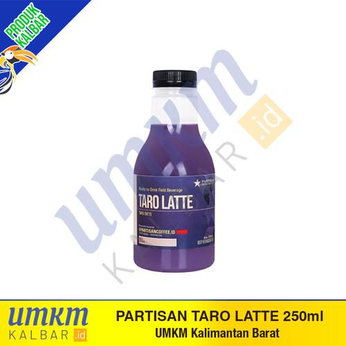 Foto Produk Partisan Taro Latte 250ml dari umkmkalbar.id