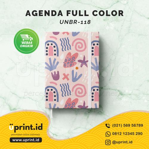 Foto Produk Agenda A5 Hardcover/ Notebooks / Buku Catatan - UNBR118 dari Uprint.id