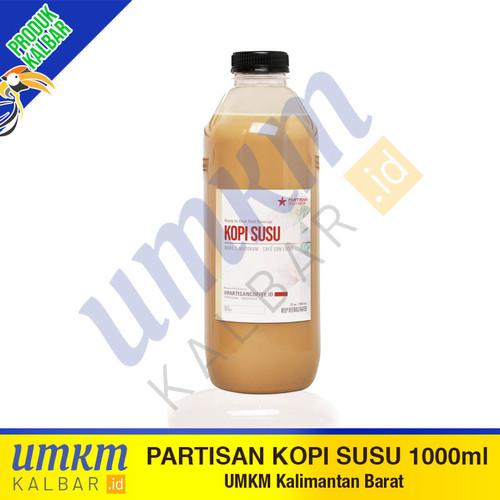Foto Produk Partisan Kopi Susu 1000ml dari umkmkalbar.id