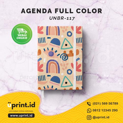 Foto Produk Agenda A5 Hardcover/ Notebooks / Buku Catatan - UNBR117 dari Uprint.id