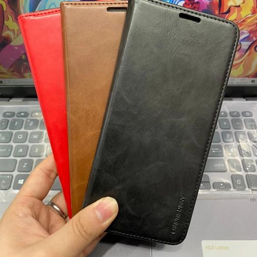 Foto Produk Bluemoon flip kulit model dompet standing cover INFINIX HOT 9 PLAY dari Global88acc