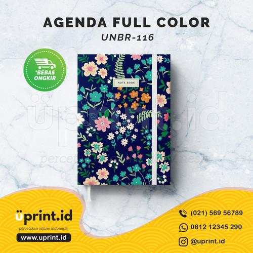 Foto Produk Agenda A5 Hardcover/ Notebooks / Buku Catatan - UNBR116 dari Uprint.id