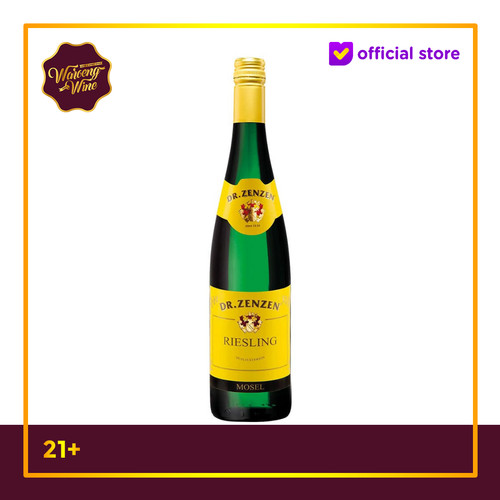 Foto Produk White Wine Dr Zenzen Riesling Qualitatswein Yellow Label dari Waroeng Wine GS