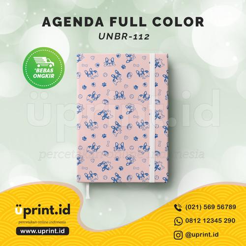 Foto Produk Agenda A5 Hardcover/ Notebook / Buku Catatan - UNBR112 dari Uprint.id