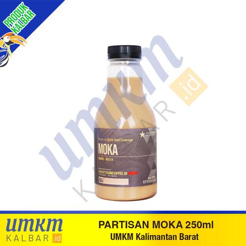 Foto Produk Partisan Moka 250ml dari umkmkalbar.id