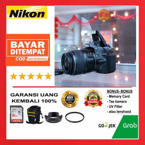 Foto Produk Nikon D3200 kit 18-55mm Kamera Nikon D3200 kit dari SAKURA CAMERA