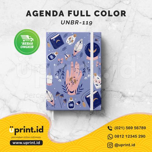 Foto Produk Agenda A5 Hardcover/ Notebooks / Buku Catatan - UNBR119 dari Uprint.id