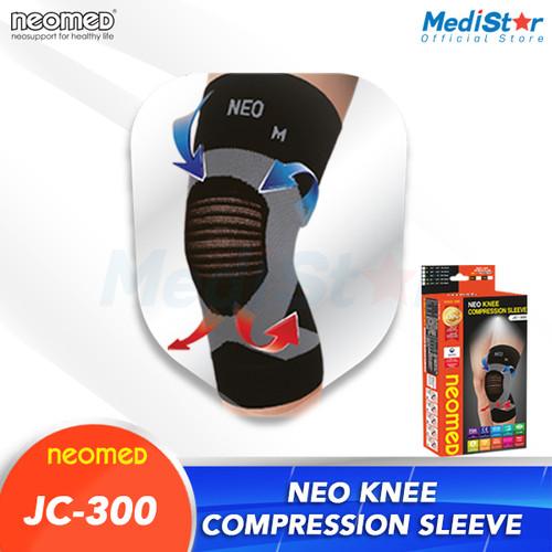 Foto Produk Neomed Knee Compression Sleeve JC-300 - M dari MediStar