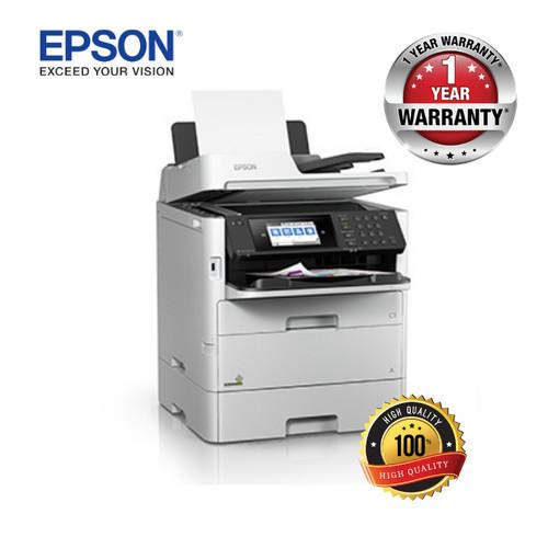 Foto Produk Printer epson wfc579 R Termurah bergaransi resmi ready stok harga nego dari harmoniprinter