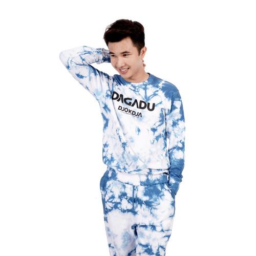 Foto Produk Dagadu Aseli Official - KLPJ Sweatshirt Tiedye Dagadu TOP - M dari Dagadu Official Shop