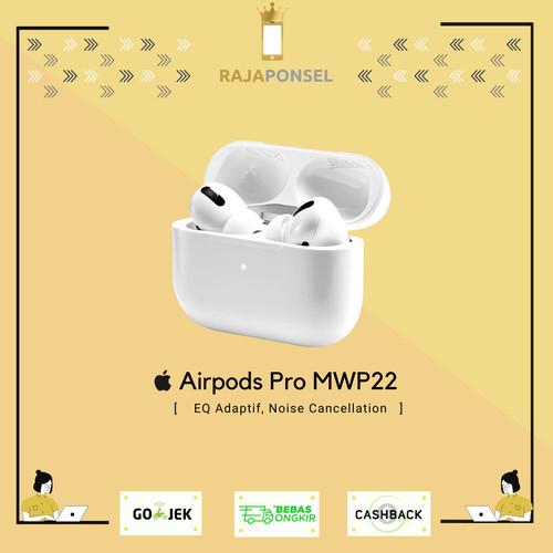 Foto Produk Apple Airpods Pro 2019 MWP22 Original Airpod - Bonus Case dari RajaPonselcom