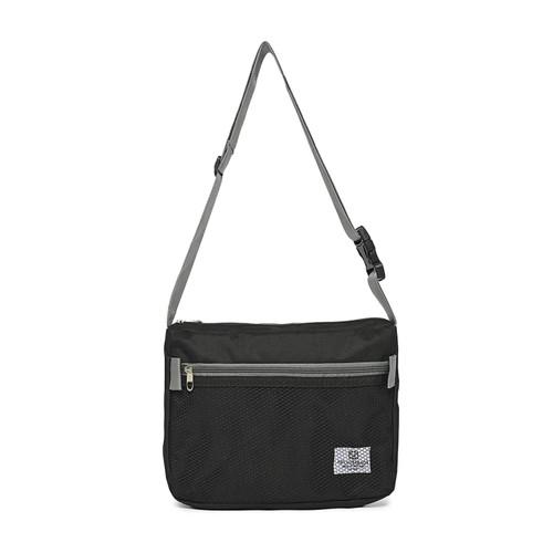 Foto Produk Woodbags Sling Bag Glorio - Hitam dari Woodbags Store